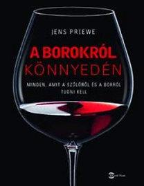 Jens Priewe: A borokról könnyedén