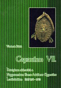 Vladimír Rábik: Capitulum VII.
