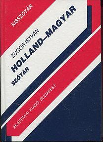 Zugor István: Holland-magyar szótár
