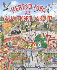 Pere Rovira: Keresd meg az állatkert lakóit!