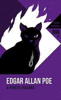 Edgar Allan Poe: A fekete macska - És más történetek - Helikon zsebkönyvek 3.