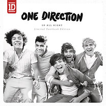 One Direction: Up All Night (Deluxe limited, yearbook edition)