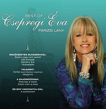Csepregi Éva: Párizsi lány - Best of