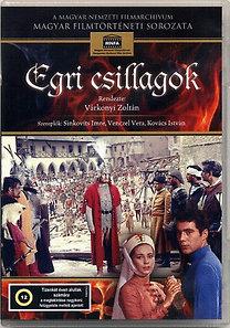 Egri csillagok - Egylemezes változat (MaNDA kiadvány) - DVD - Magyar filmtörténeti sorozat