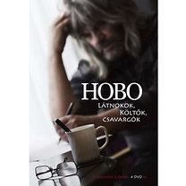 Hobo: Látnokok, költők, csavargók (4 DVD)