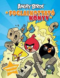 Angry Birds Foglalkoztató Könyv