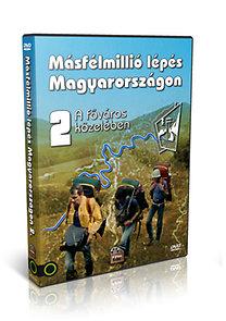 Másfélmillió lépés Magyarországon 2. - DVD - A főváros közelében