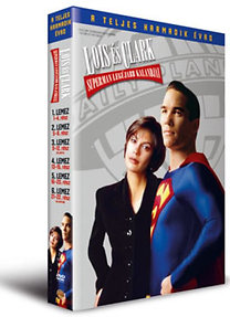 Lois és Clark: Superman legújabb kalandjai - 3. évad