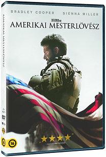 Amerikai mesterlövész - DVD