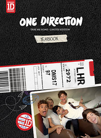 One Direction: Take Me Home (Deluxe Yearbook Edition) Shopline exkluzív termék!