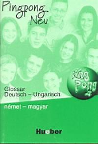 Morvai-Veress: Pingpong Neu 2 Glossar Ungarisch HV-052-181655
