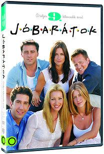Jóbarátok 9.évad - DVD