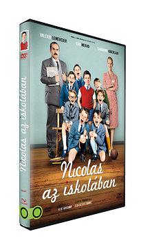 Nicolas az iskolában - DVD