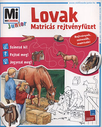 Lovak - Matricás rejtvényfüzet