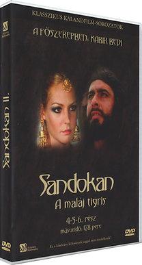 Sandokan 4-6. rész