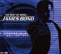 Filmzene, Válogatás: The Best Of Bond...James Bond (CD+DVD)