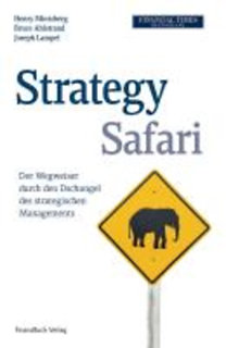 strategy safari mintzberg Strategy safari offers a robust antidote to the quandary of desiring to understand approximately approach and but now not with the ability to locate any understandable guidance this revised version is a complete, vibrant and illuminating travel throughout the wilds of strategic management.