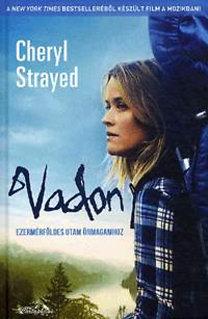 Cheryl Strayed: Vadon - Ezermérföldes utam önmagamhoz