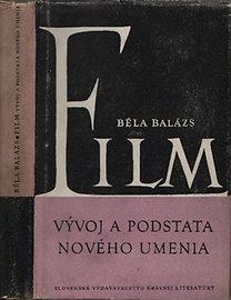 Balázs Béla: Film