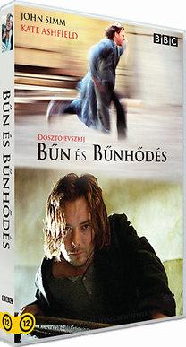 Bűn és bűnhődés - DVD