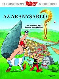 René Goscinny, Albert Uderzo: Asterix 2. - Az aranysarló