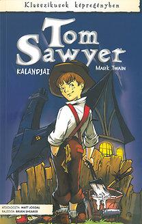 Mark Twain: Tom Sawyer kalandjai - Klasszikusok képregényben