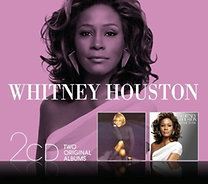 Whitney Houston: My Love Is Your Love / I Look To You - CD