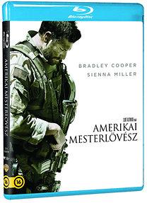Amerikai mesterlövész - Blu-ray