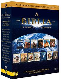 A Biblia – 13 lemezes gyűjtemény