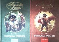 Alexandre Dumas összes D'Artagnan története I-II. kötet