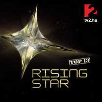 RISING STAR Top 13 dal - CD