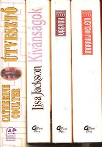 Katherine Stone, Lisa Jackson, Catherine Coulter: 4 db. romantikus regény (Maradj velem + Vágyak + Kívánságok + Útvesztő)