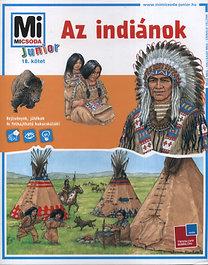 Az indiánok - Mi micsoda Junior 18.