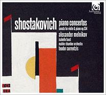 Alexander Melnikov: Shostakovich - Piano Concertos
