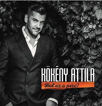 Kökény Attila: Hol az a perc? - CD