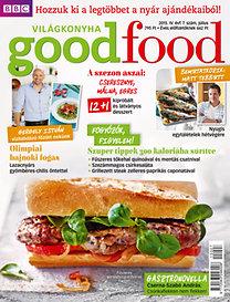 Good Food IV. évfolyam 7. szám - 2015. Július - Világkonyha