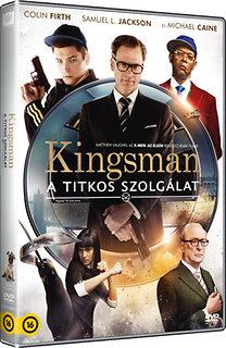 Kingsman: A titkos szolgálat - DVD