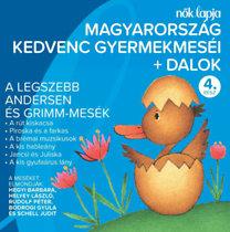 Válogatás: Magyarország kedvenc gyermekmeséi + dalok - 4. rész