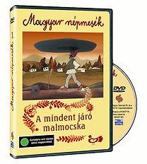 Magyar népmesék: A mindent járó malmocska