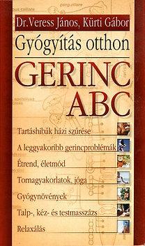 Dr. Veress János, Kürti Gábor: Gerinc ABC - Gyógyítás otthon