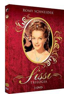 Sissi trilógia (3 DVD)