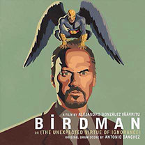 Birdman OST - CD