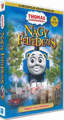 Thomas: A nagy felfedezés - DVD - Új epizód, a mozifilm!