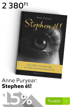 Anne Puryear: Stephen él!