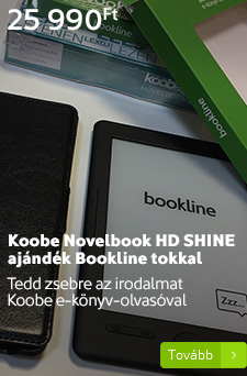 Koobe Novelbook HD SHINE