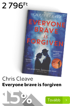 Chris Cleave: Everyone brave is forgiven