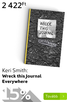 Keri Smith: Wreck this Journal Everywhere