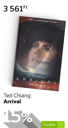 Ted Chiang: Arrival
