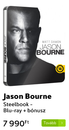 Jason Bourne - Steelbook - Blu-ray