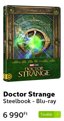 Doctor Strange - Steelbook - Blu-ray